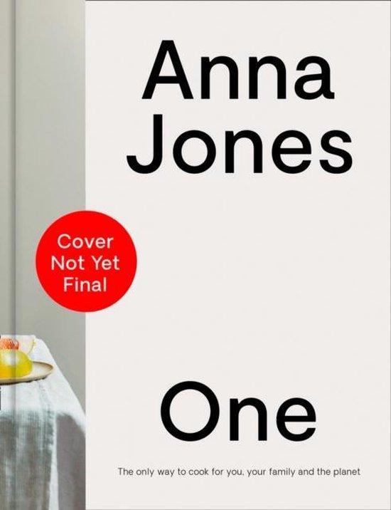 Boek cover One: Pot, Pan, Planet van Anna Jones (Hardcover)