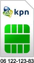 06 122-123-83 | KPN Prepaid simkaart | Mooi en makkelijk 06 nummer