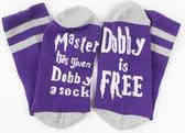 Harry Potter sokken - Dobby sokken - Dobby - Harry Potter Dobby - Harry potter socks