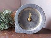 Brynxz - Tafelklok betonlook - Klok - Majestic Vintage