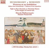 Mussorgsky: Pictures at an Exhibition, etc / Nazareth