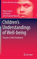 Children's Understandings of Well-being