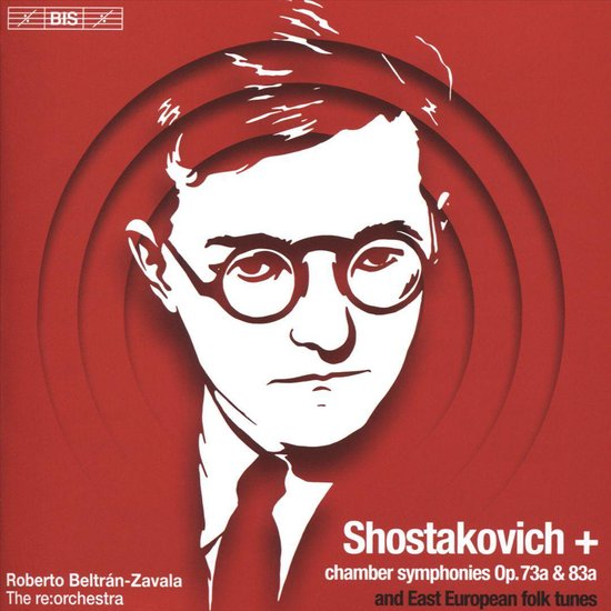 Shostakovich: Chamber Symphonies Op. 73A & 83A And