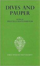 Dives and Pauper, Text Vol. I