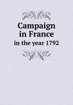 Campaign in France in the Year 1792