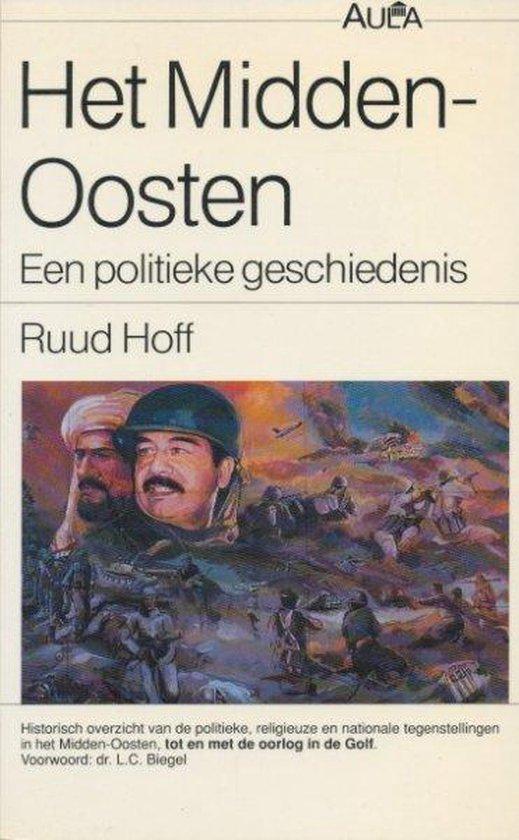 Aula-paperback 204: Het Midden-Oosten - Ruud Hoff |