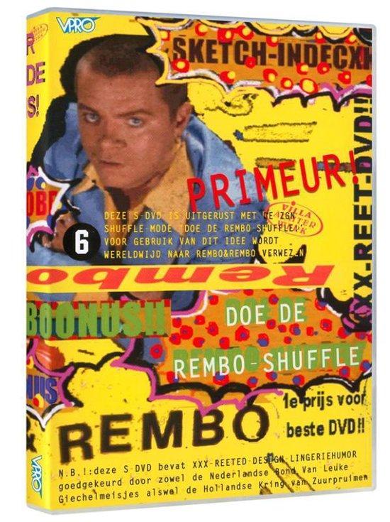 Cover van de film 'Villa  Achterwerk - Rembo & Rembo'
