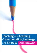 Omslag Teaching and Learning Communication, Language and Literacy