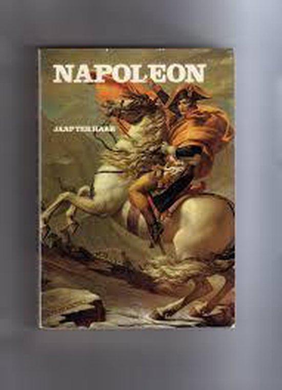 Boek cover Napoleon van Jaap ter Haar (Paperback)