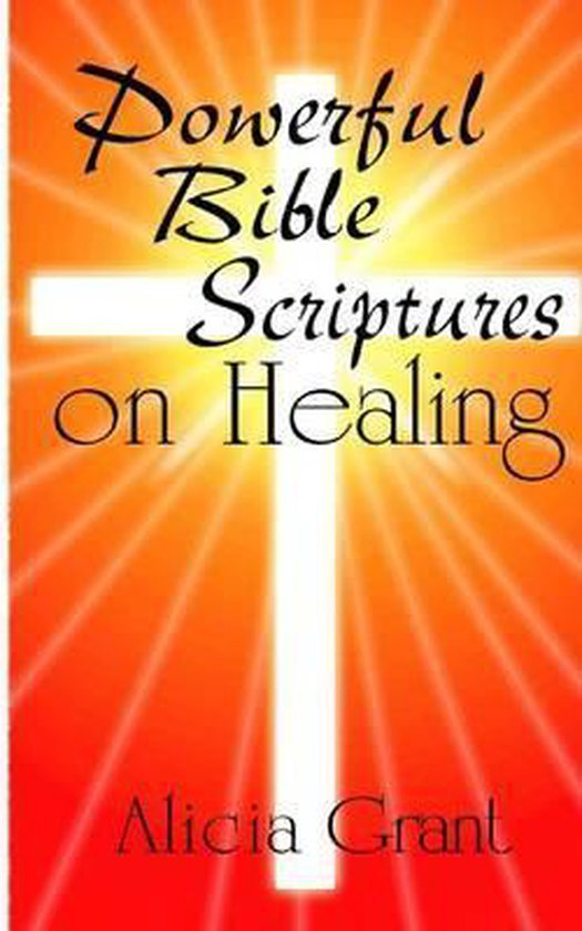 Powerful Bible Scriptures on Healing