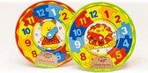 Houten Puzzel Cijfers - Puzzel Leren Klok Kijken