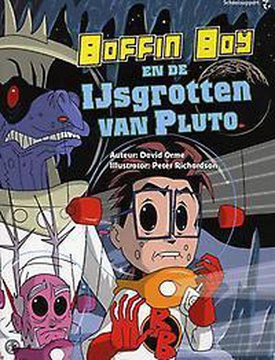 Boffin Boy En De Ijsgrotten Van Pluto - Peter Richardson  