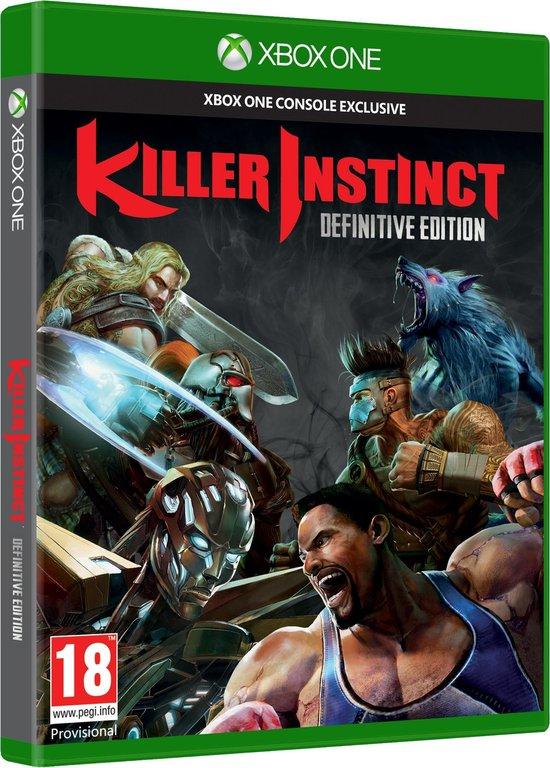 Killer Instinct – Definitive Edition – Xbox One