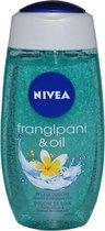 Nivea Douchegel - Frangipani & Oil 250 ml