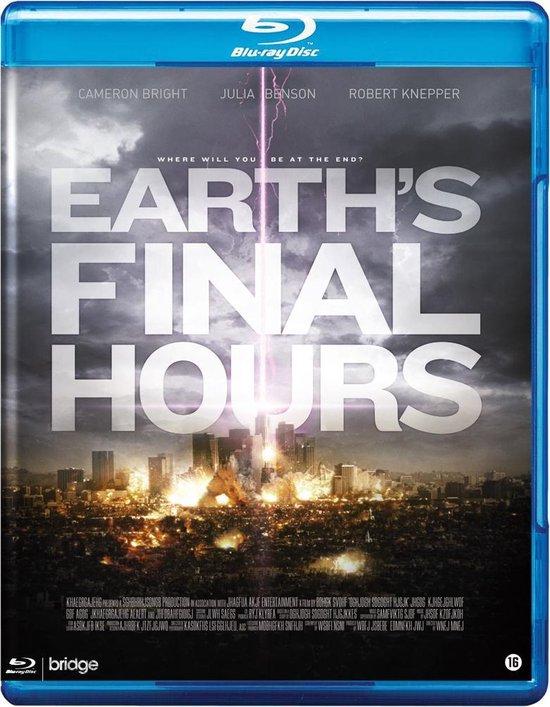 Cover van de film 'Earth's Final Hours'