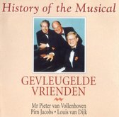 Gevleugelde Vrienden - history of the Musical