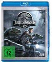 Jurassic World (3D & 2D Blu-ray)