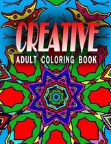 Creative Adult Coloring Book, Volume 8