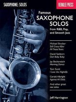 Famous Saxophone Solos - From R&B, Pop And Smooth Jazz