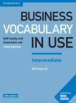 Business Vocabulary in Use - Int Book with answers