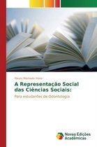 A Representacao Social das Ciencias Sociais