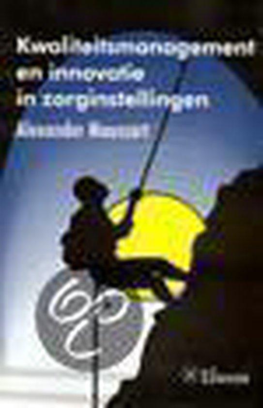 KWALITEITSMANAGEMENT EN INNOVATIE IN ZOR - Maussart  