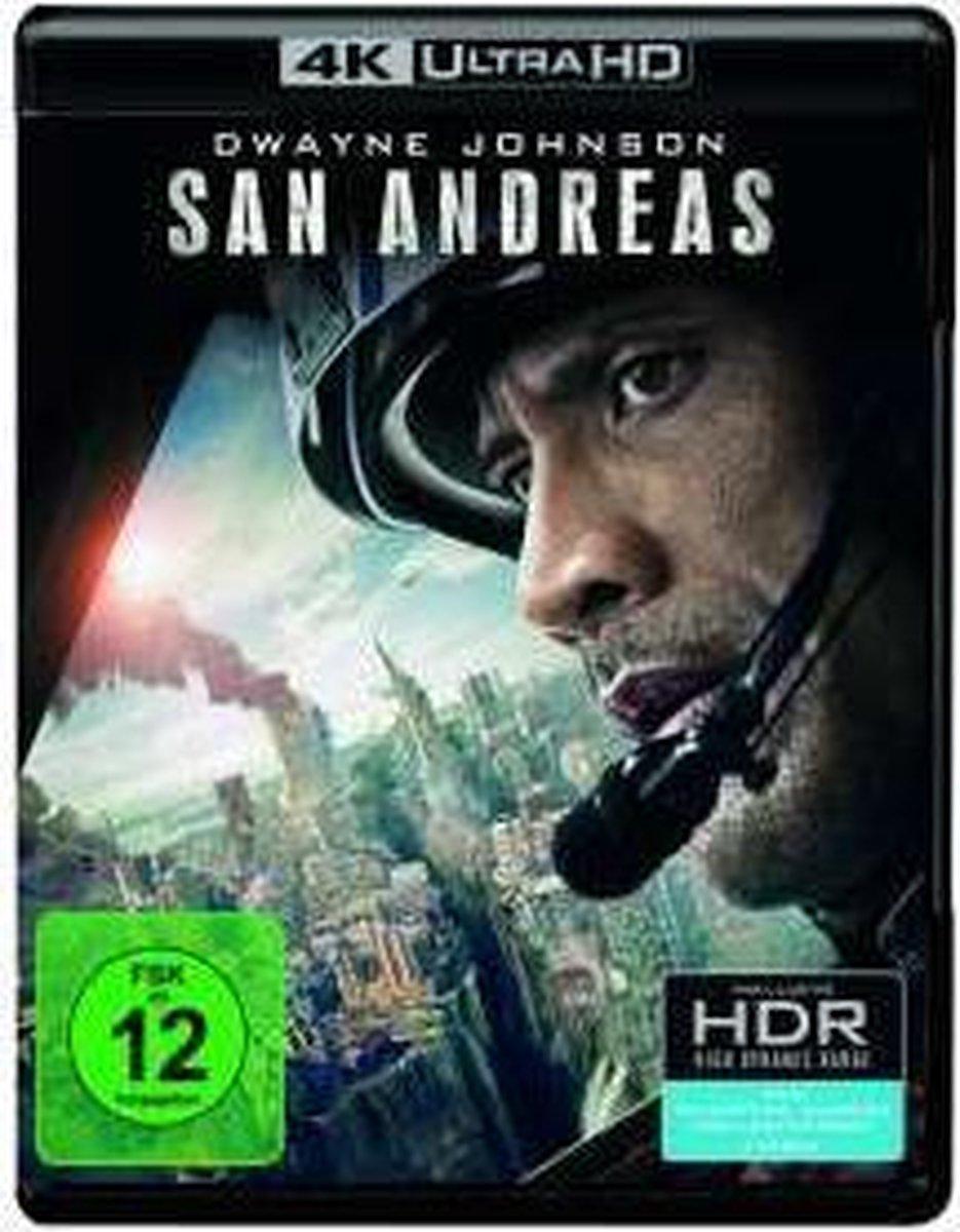 San Andreas (Ultra HD Blu-ray)-
