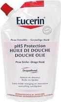Eucerin pH5 Douche Olie Navulling - 400 ml