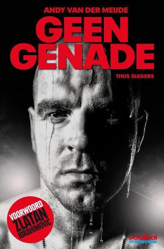 Boek cover Geen genade van Thijs Slegers (Paperback)