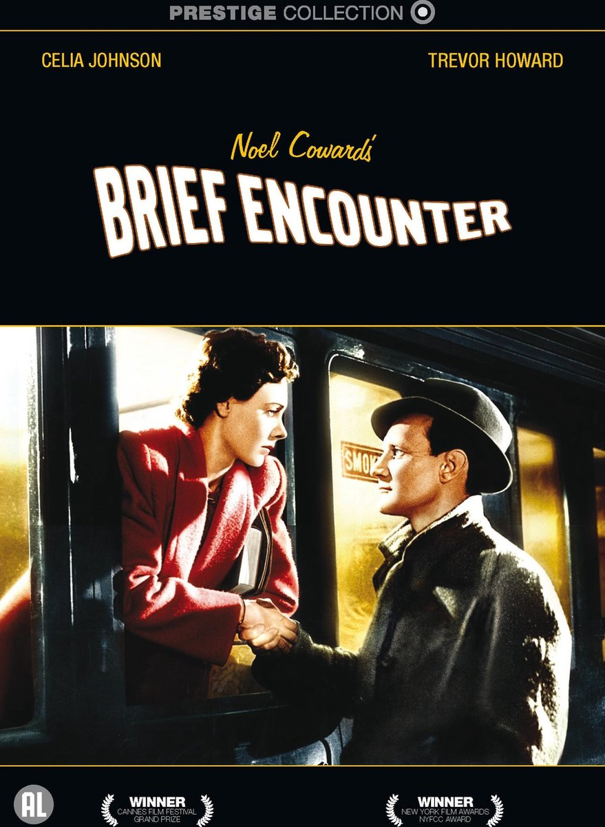 Prestige Collection: Brief Encounter - Dvd