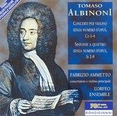 Concerti Per Violino Senza Numero D