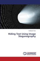 Hiding Text Using Image Steganography