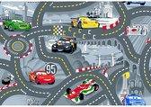 Disney Cars - Speelkleed Grijs - 95x133cm