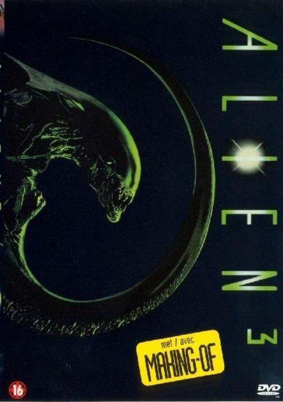 Cover van de film 'Alien 3'