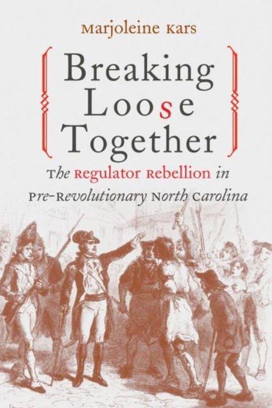 Boek cover Breaking Loose Together van Marjoleine Kars (Paperback)