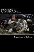 Picatinny M1 Garand Manual