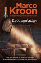 Boek cover Kroongetuige van Marco Kroon (Paperback)