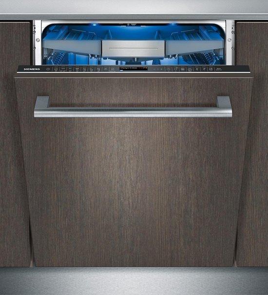 Siemens SN678X36TE iQ700 - Inbouw Vaatwasser- HomeConnect - WiFi