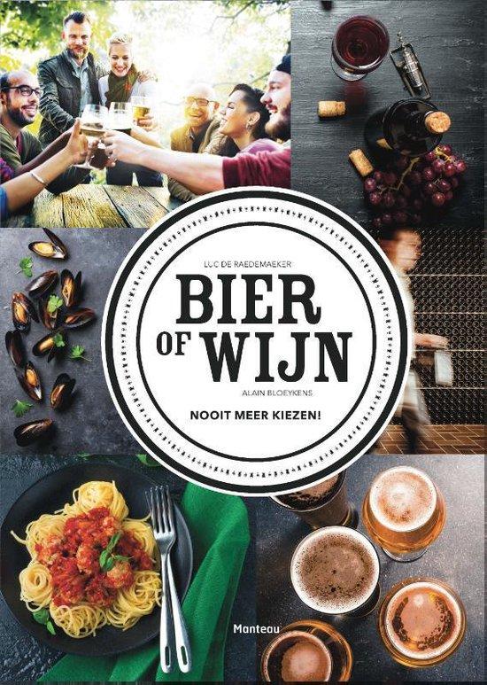 Bier of wijn? Nooit meer kiezen - Luc de Raedemaekers   Readingchampions.org.uk