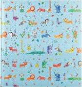 GOLDBUCH GOL-15442 TURNOWSKY Babyalbum BABY PETS BLUE als Fotoboek zonder tekst