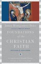 Boek cover Foundations of the Christian Faith van James Boice