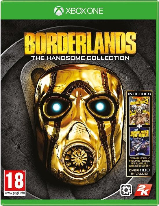 Borderlands: The Handsome Collection - Xbox One - Engelstalige Hoes