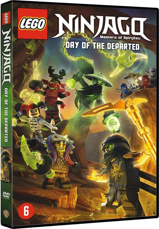 LEGO Ninjago : Masters Of Spinjitzu - Day Of The Departed