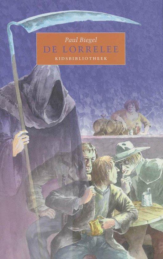 Cover van het boek 'De Lorrelee' van Paul Biegel en P Biegel