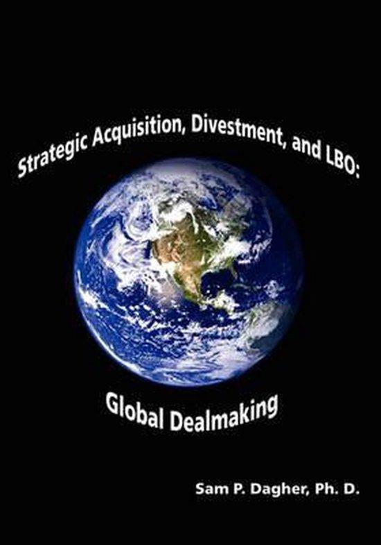 Boek cover Strategic Acquisitions, Divestment, and Lbo van Dr Sam P Dagher (Paperback)
