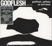 CD cover van Godflesh/Selfless/Us And Them van Godflesh