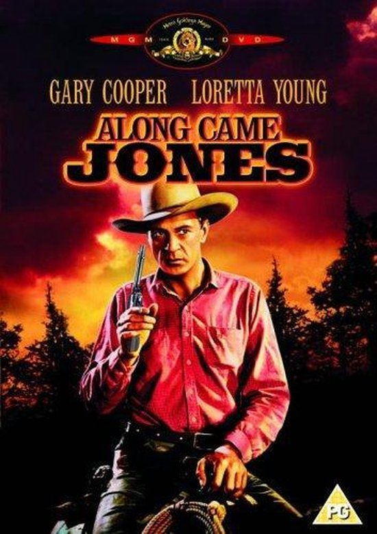 Cover van de film 'Along Came Jones'