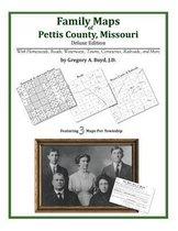 Family Maps of Pettis County, Missouri