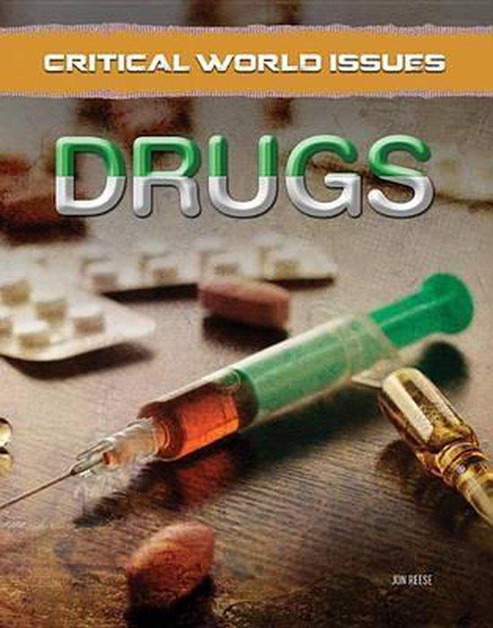 Boek cover Drugs van Jon Reese