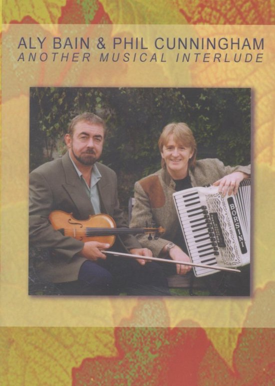 Cover van de film 'Aly & Phil Cunningham Bain - Another Musical Interlude. In Conce'